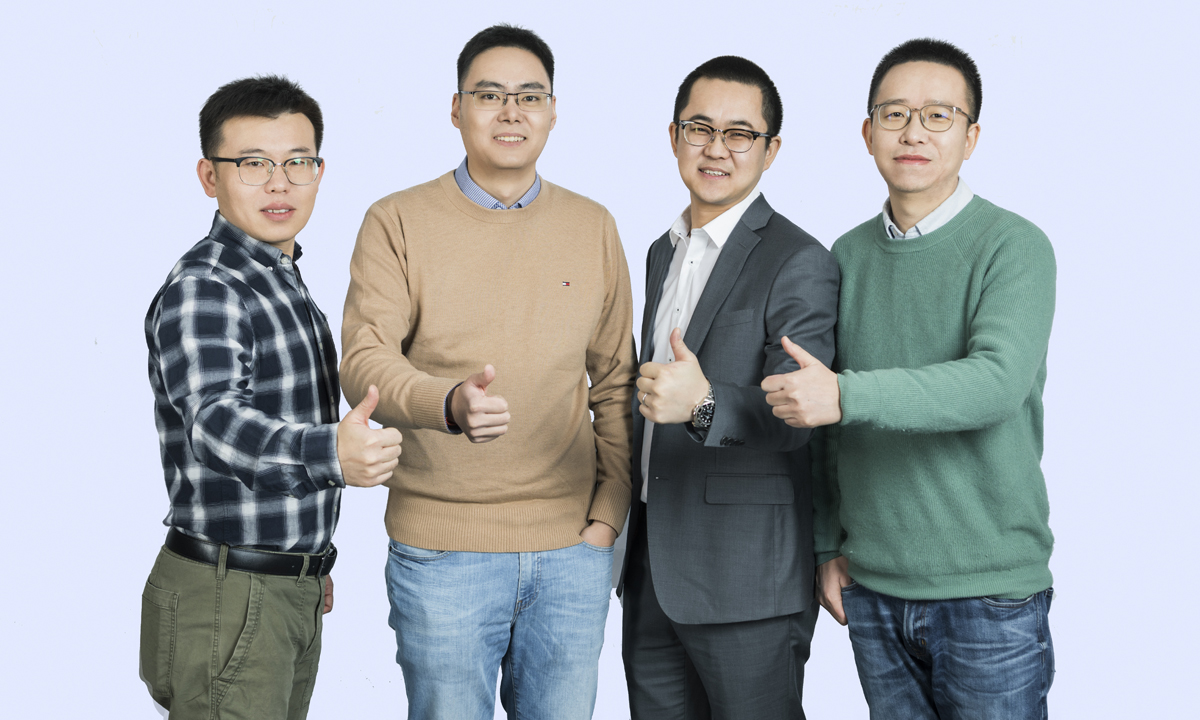 4个年轻人,一起创业8年,再难也没放弃,今年4月,获2.1亿C轮融资